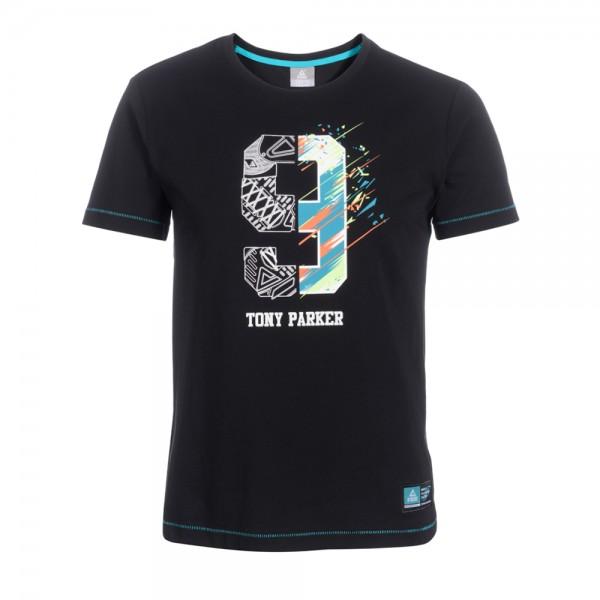 PEAK T Shirt 9 Tony Parker