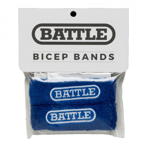 Battle Bicep Bands, 3 cm breit, 1 Paar