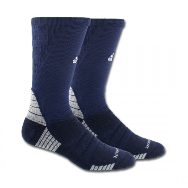 adidas Alphaskin Maximum Cushioned Crew Socken