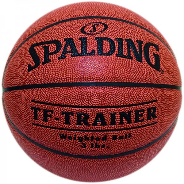 TF TRAINER HEAVY BALL SZ.7 (74-263Z), dunkles orange, Gr. 7
