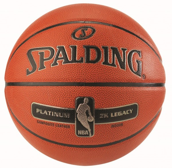 NBA PLATINUM ZK LEGACY SZ.7 (76-017Z), orange, Gr. 7