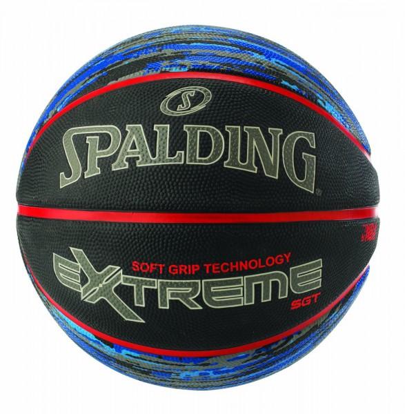 NBA EXTREME SGT SZ.7 (83-501Z), schwarz/rot, Gr. 7