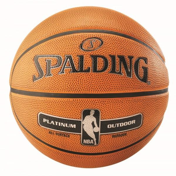 NBA PLATINUM OUTDOOR SZ.7 (83-493Z), orange, Gr. 7