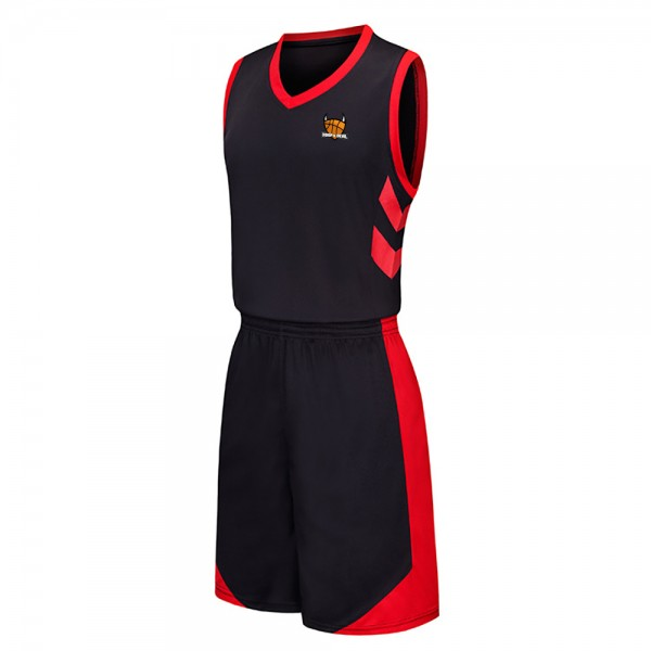 HOOP s DEVIL Move Basketball Set Trikot + Shorts