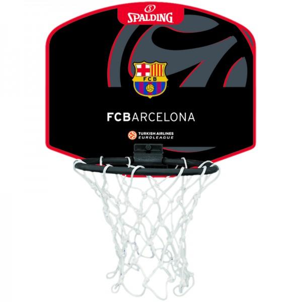 Spalding Basketball EL MINIBOARD FC BARCELONA Mini Fanboard Backboard Board