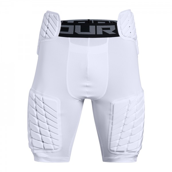 Under Armour Football Team Padded 5 Pad Girdle
