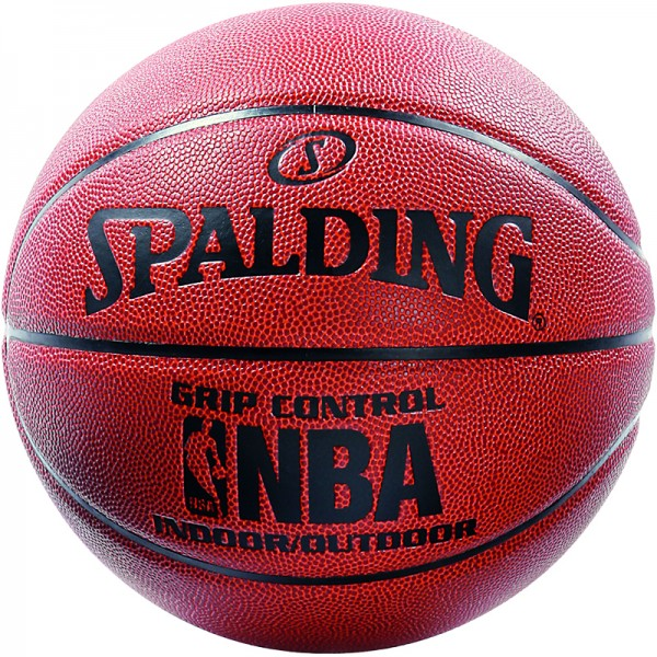 NBA GRIP CONTROL IN/OUT SZ.7 (74-577Z), orange, Gr. 7