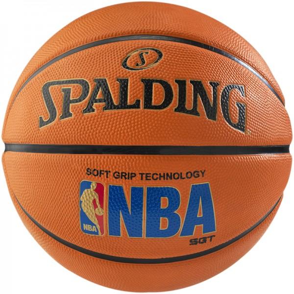NBA LOGOMAN SGT SZ.7 (83-192Z), orange, Gr. 7