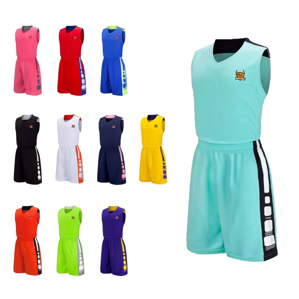 HOOP s DEVIL Attack Basketball Set Trikot + Shorts