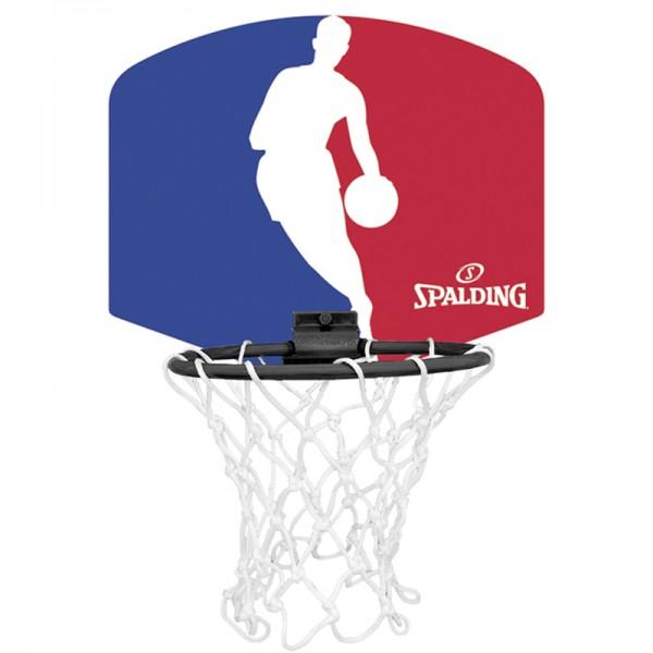 Spalding Basketball NBA MINIBOARD LOGOMAN Fanboard Backboard Fun Board