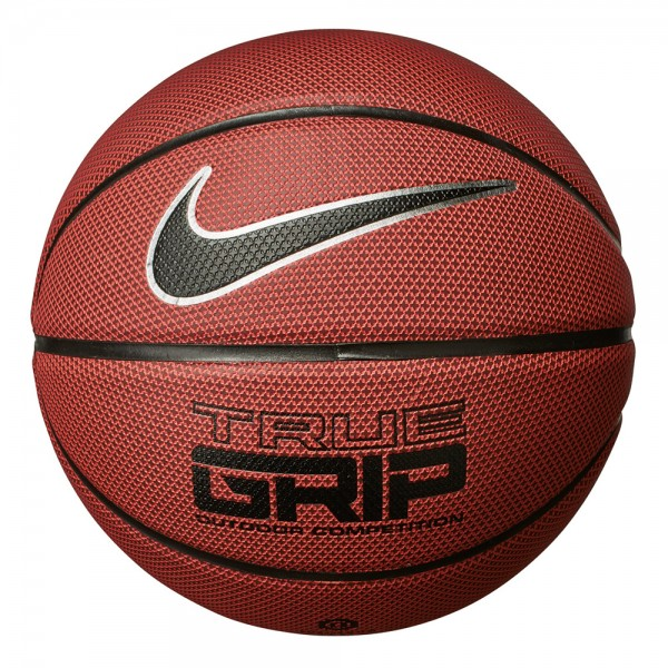 Nike True Grip OT 8P Basketball - amber/schwarz Gr. 7